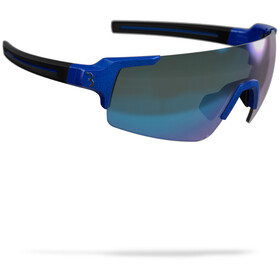BBB FullView Sports Glasses glossy cobalt blue/smoke